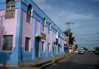 Jamaica Montego Bay skyline landscape Stock photo [1648869] Jamaica