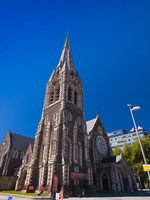 Christ Church Cathedral Stock photo [1649794] Oceania