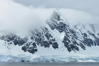 Mountain of Antarctica Stock photo [1650161] Antarctic