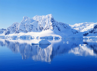 Antarctic Peninsula Paradise Bay Stock photo [1742918] Landscape