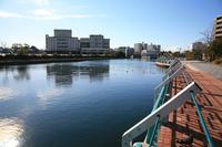 Hyogo Tsu Shinkawa canal Stock photo [1743245] Hyogo