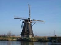 Kinderdijk windmill Stock photo [1815268] Netherlands