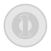 One yen coin [1822026] One