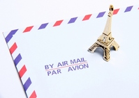 AIRMAIL and the Eiffel Tower Stock photo [1824518] AirMail