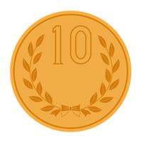 10 yen coin [1824937] 10