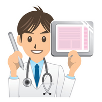 Doctor electronic medical record Doctor