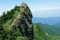 Mount Ishizuchi Amanita top Stock photo [1825076] Mount