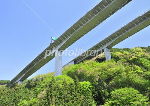 Shintona Shibakawa viaduct Photo