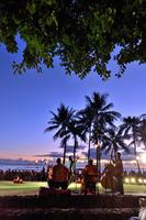 Hawaii Evening Stock photo [1924971] Hawaii
