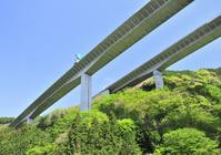 Shintona Shibakawa viaduct Stock photo [1926333] Shintona