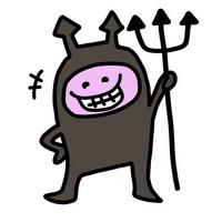 「フリー画像 悪魔」の画像検索結果