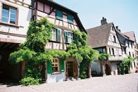 France Alsace Rikuvu~iru streets of Stock photo [1938454] France
