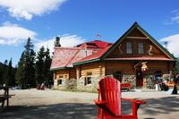 Log house of Boureiku Stock photo [54619] Kanata