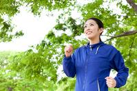Women Running Stock photo [2034570] Beauty