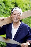 Master carpenter Stock photo [2038152] Master