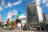 Shibuya Scramble Crossing Stock photo [2132727] Tokyo