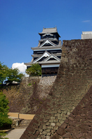 Kumamoto Castle Stock photo [2134653] City