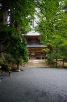 Koyasan Kongōbu-ji west tower Stock photo [2135725] Wakayama