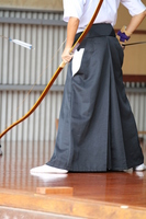 Japanese archery Stock photo [2137834] Japanese