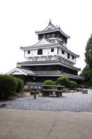 Iwakuni Castle Stock photo [2140053] Iwakuni
