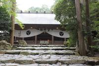 Tsubaki Grand Shrine Stock photo [2141561] Shrine