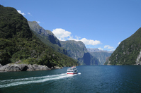 World Heritage Milford Sound Stock photo [2142725] New