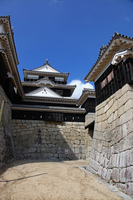 Matsuyama Castle Stock photo [2144211] Ehime