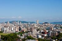 Fukuoka City view Stock photo [2144688] Fukuoka