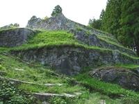 Machu Picchu of Iwamura Castle oriental Stock photo [2145608] Iwamura