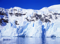 Mountains glaciers of Antarctica Stock photo [2146395] Landscape