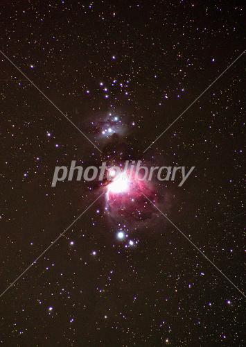 大 オリオン 星雲 座