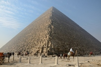 Khufu Pyramid Stock photo [2250086] Egypt