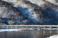 Winter Togetsukyo Stock photo [2255248] Togetsukyo