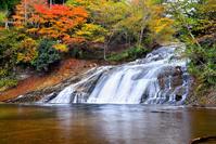 Waterfall of Yoro Stock photo [2255458] Boso