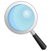 Magnifying glass [2256647] Magnifying
