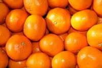 Tangerine texture Stock photo [2260468] Texture