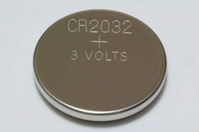 CR2032 lithium battery Stock photo [2262724] CR2032