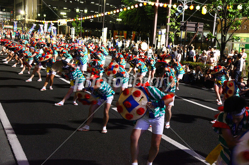 Hanagasa festival Photo