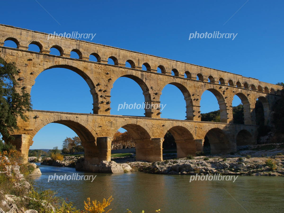 Pont du Gard Photo