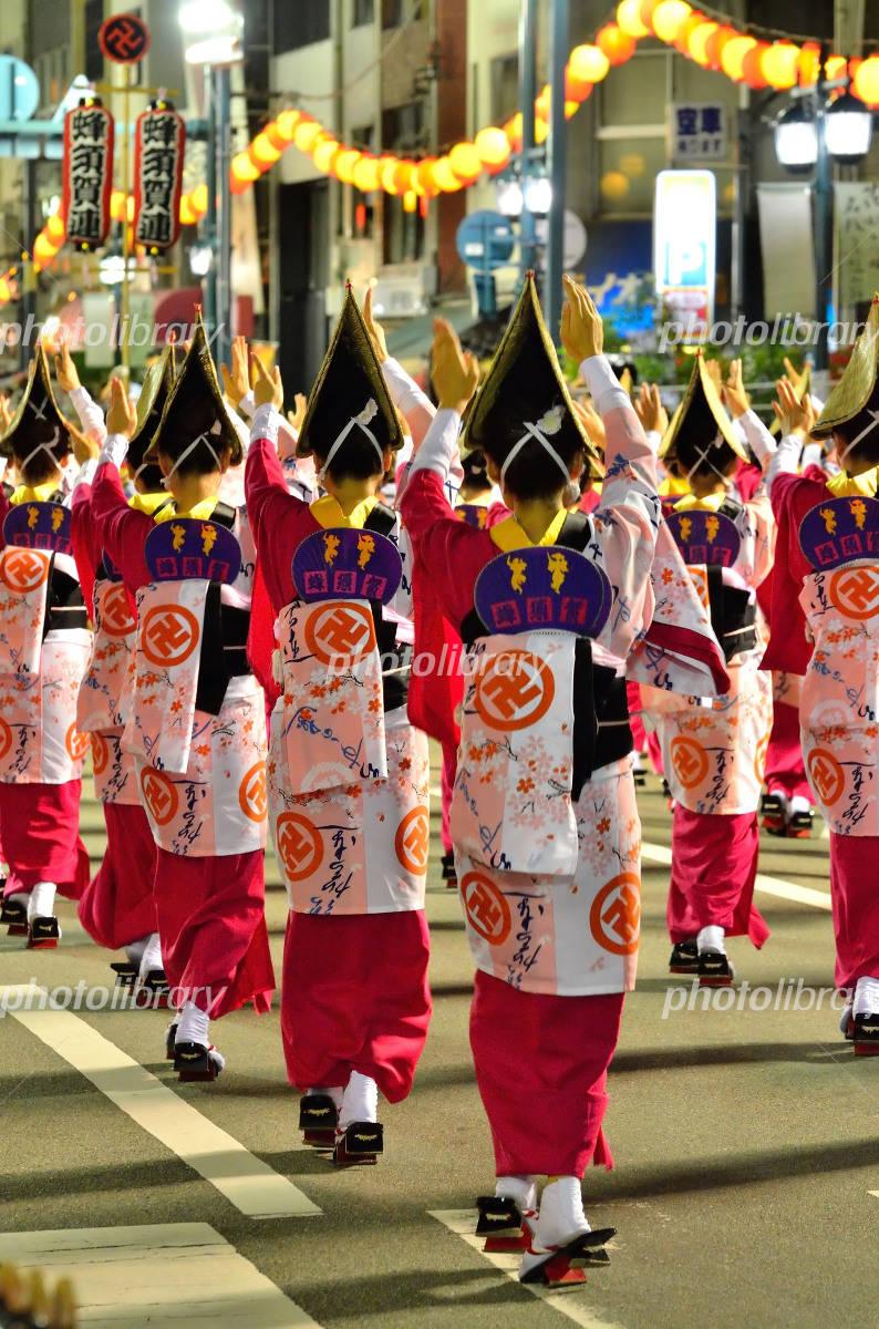 Tokushima Awa dance 2012 Photo