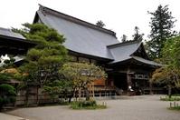 Chusonji main hall Stock photo [2376274] Iwate