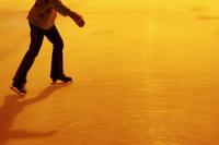 Skating rink Stock photo [2387962] Skate