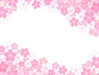 Sakura background [2390594] Sakura