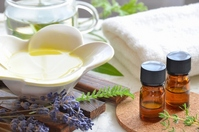 Aromatherapy massage Stock photo [2390650] Aromatherapy