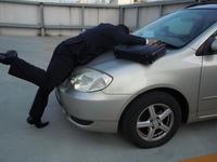 Traffic accident image Stock photo [2391099] Traffic