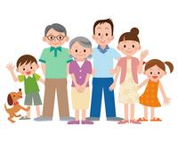 Family three generations [2393037] Family