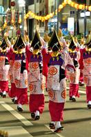 Tokushima Awa dance 2012 Stock photo [2394255] Tokushima