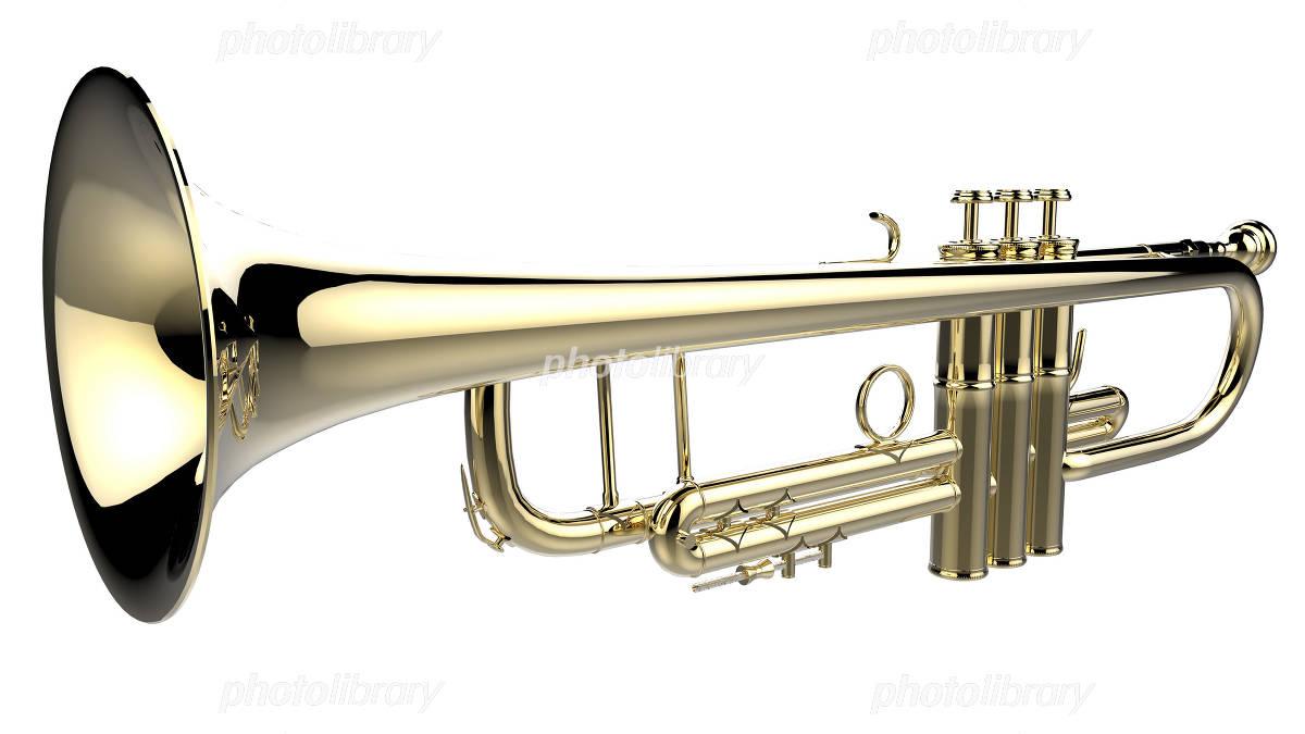 Trumpet イラスト素材