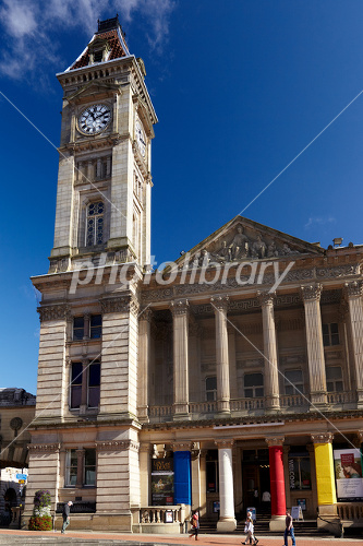 イギリス バーミンガム美術館 写...