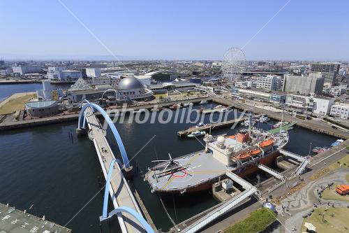 名古屋港ガーデン埠頭 写真素材 ...